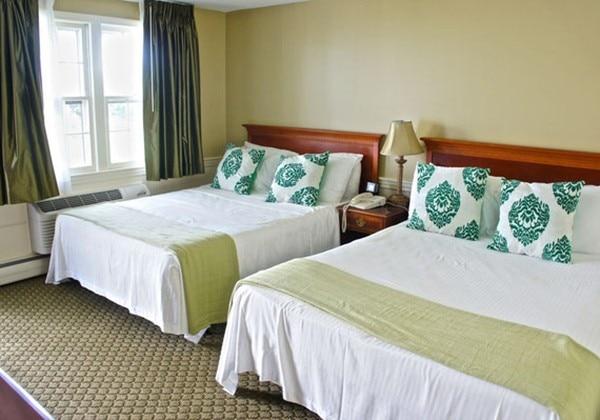 Standard 2 full beds