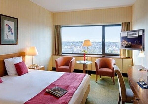 Standard Room Panoramic View