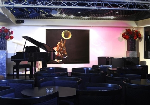 Embassy Jazz Bar Lounge Area