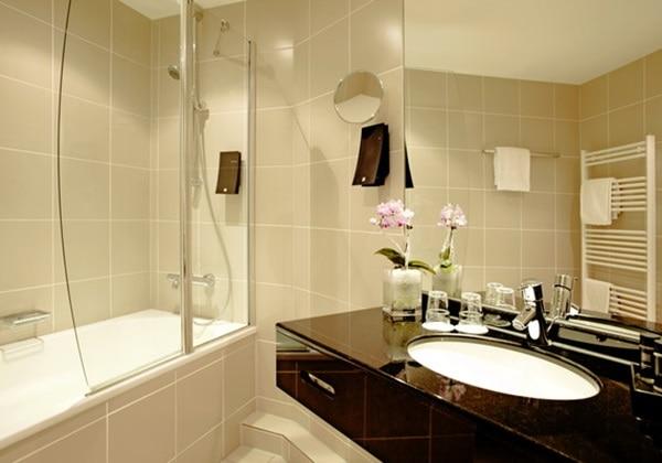 bath room exective