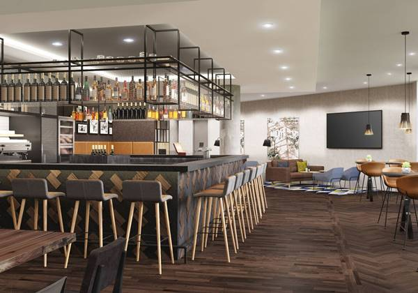 Lobby Bar Area