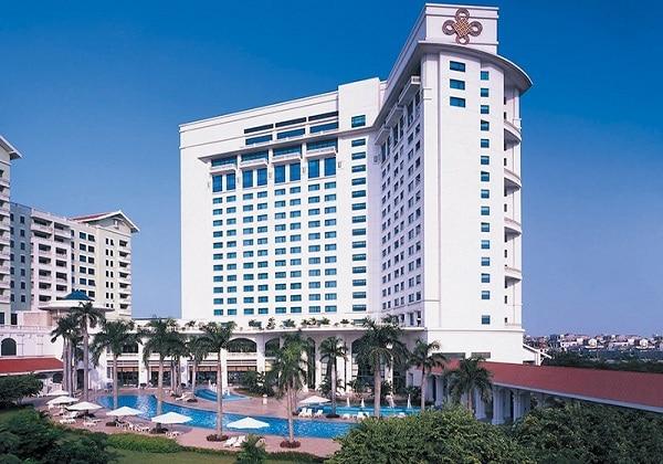 ハノイ デーウホテル