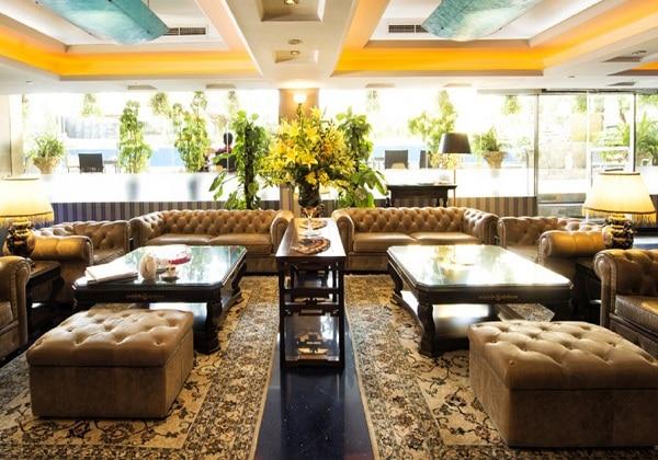 Capital Lounge