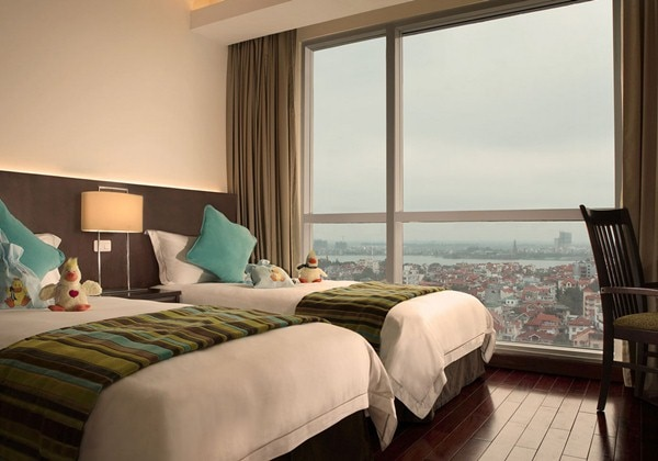 Three Bedroom Deluxe
