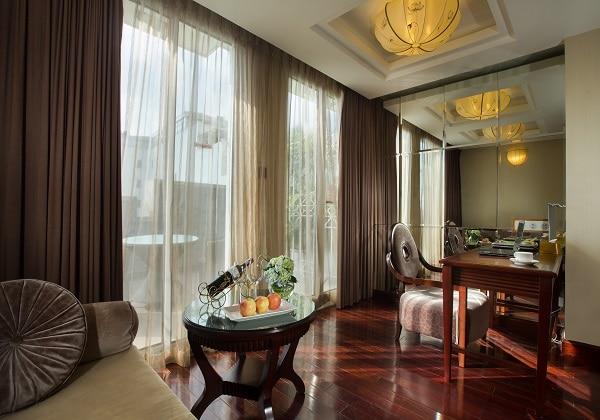 Luxury Suite Room