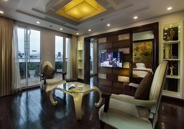 Presidential Suite Room