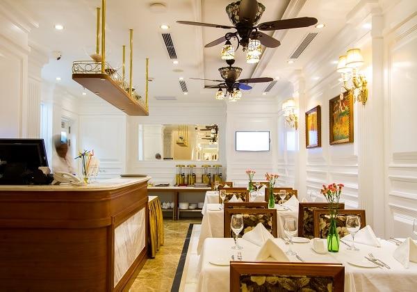 Restaurant La Cour