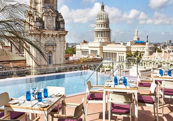 Gran Hotel Manzana Kempinski La Habana (グラン ホテル マンザナ ケンピンスキー ラ ハバナ)