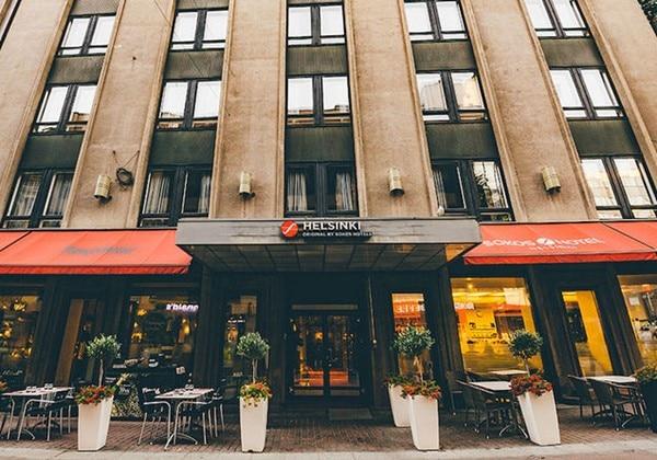 オリジナルソコスホテル ヘルシンキ
