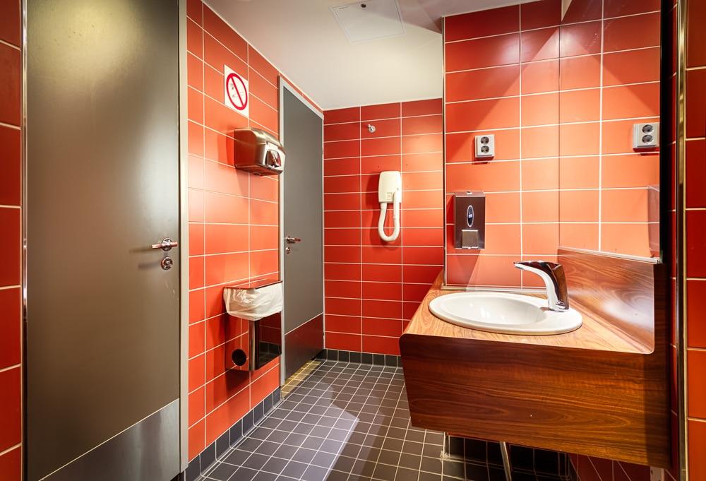 共用スペース:バスルーム