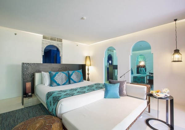 JACUZZI SUITE RED