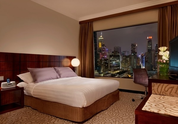 Deluxe Causeway Bay City View Room