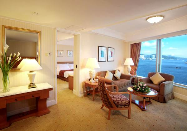 Harbourview Suite Room