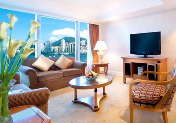 Superior Harbourview Suite Room