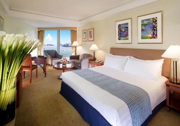 Deluxe Harbourview Room