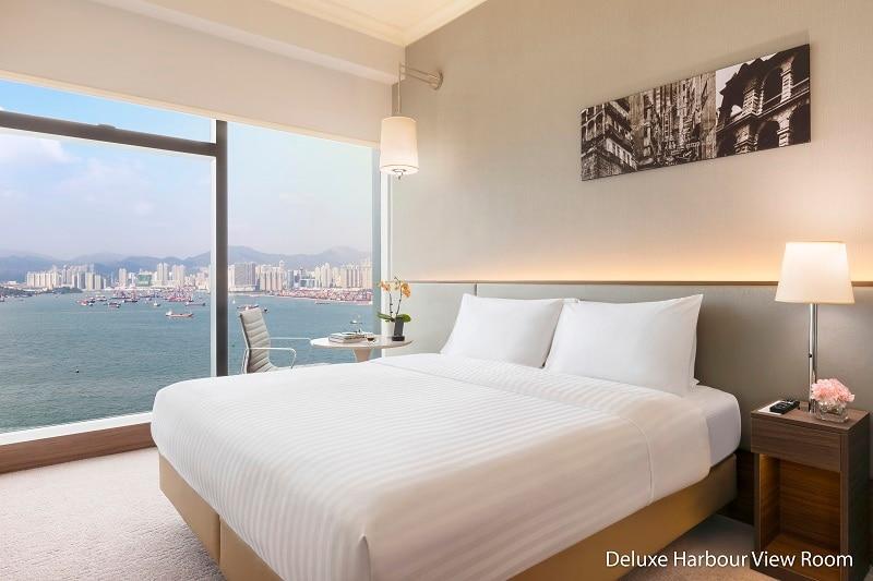 Deluxe Harbour View