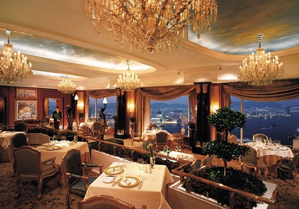 Petrus Main Dining Area