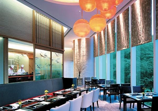 Namadan Main Dining Area
