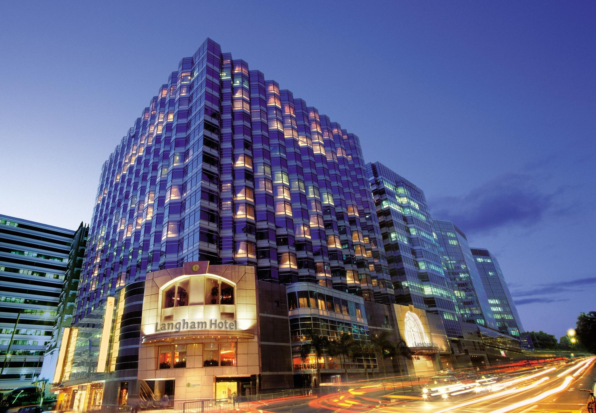 h.i.s.】ザ ランガム ホンコン/朗庭酒店のホテル詳細(空室照会