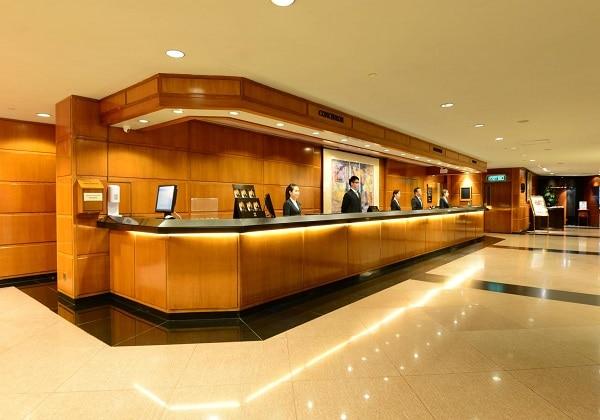 ザ キンバリーホテル