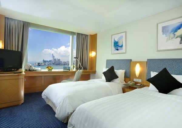 Harbour View Twin Room