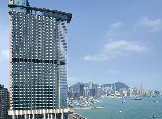 ハーバーグランド 香港
