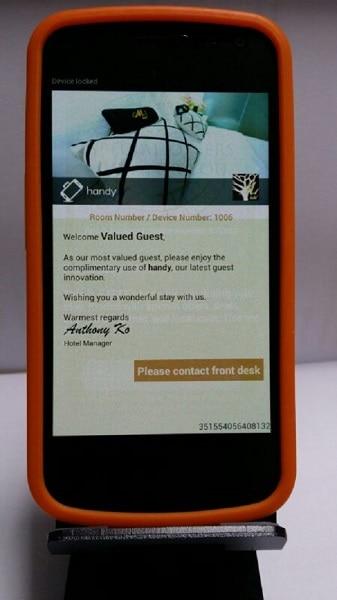 FREE Handy Smart Phone