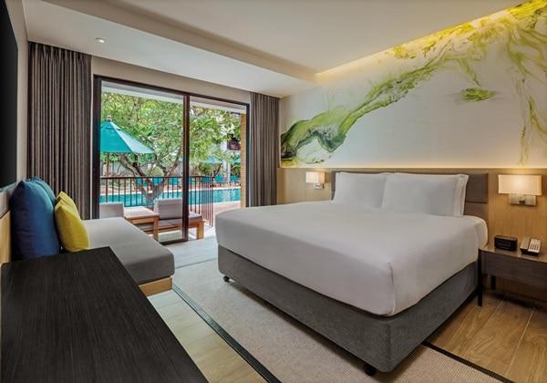 Premium Pool side