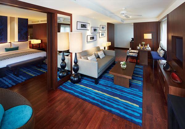 1 Bedroom suite sea front