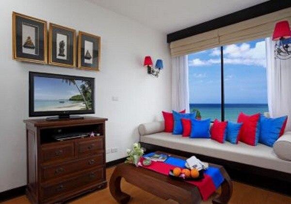 Jacuzzi Tropical Thai Villa Seaview