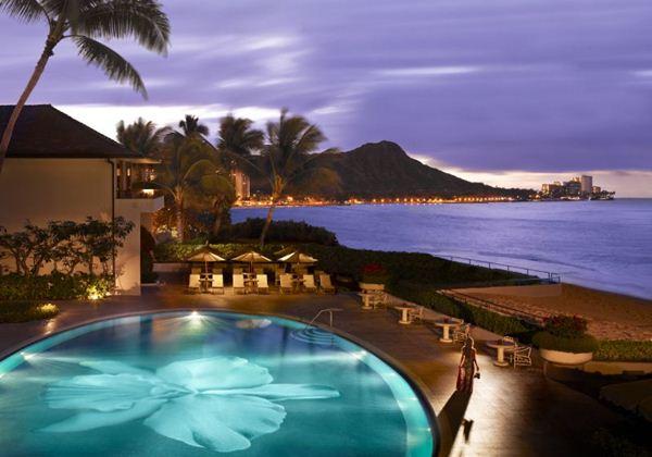 ハレクラニ , ハワイ ホテル