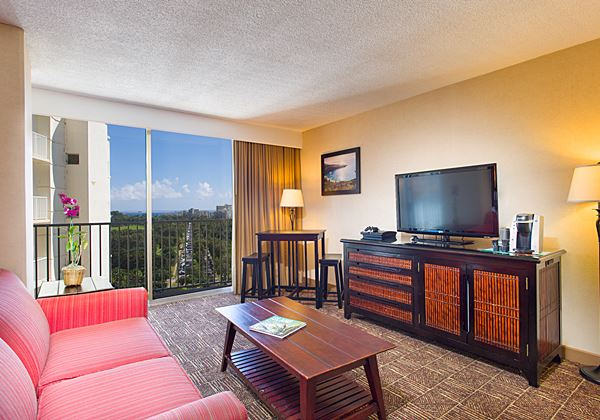 Aloha Suite Two Double