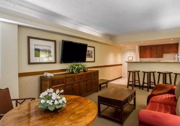 Guest Room Living