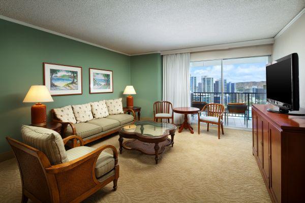 Malia Ocean Front Suite