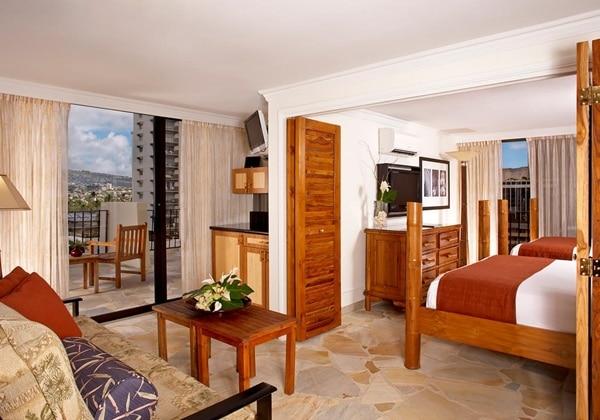 Luxury 1Bedroom Suite