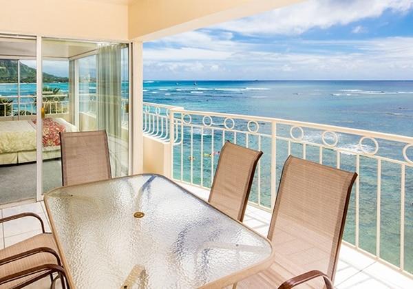 2Bedroom Ocean Front