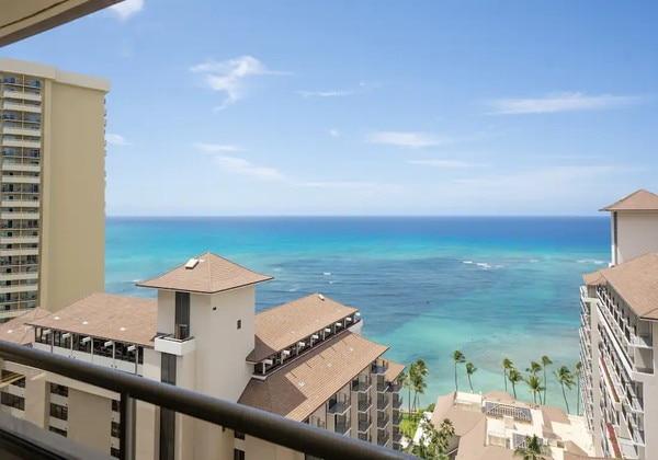 Ocean View 1Bedroom Suite