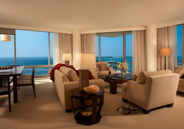 Deluxe 2Bedroom Ocean View Suite
