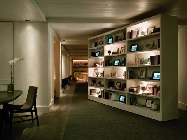 Lobby Bookcafe