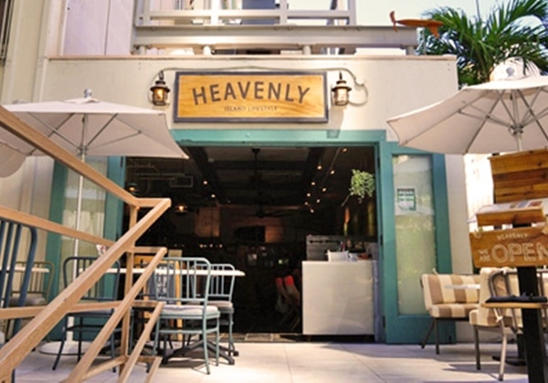 Restaurant「HEAVENLY」