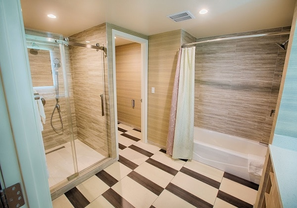 Suite Room Bath Room