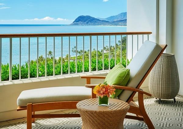 Spacious Lanai Overlooking Pacific Ocean