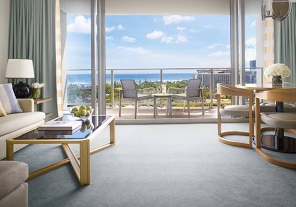 1Bedroom Suite Deluxe Ocean View