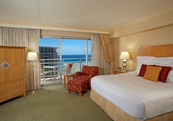 Ocean View- Guest room