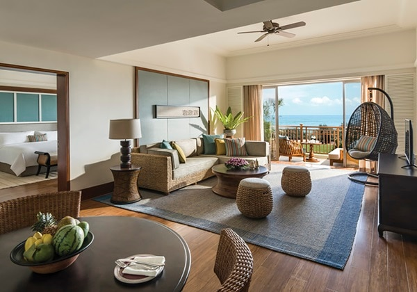 Premier Ocean Suite
