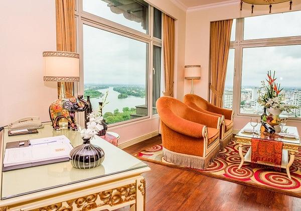 Grand Presidential Suite