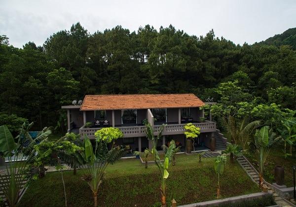 Family Lagoon View