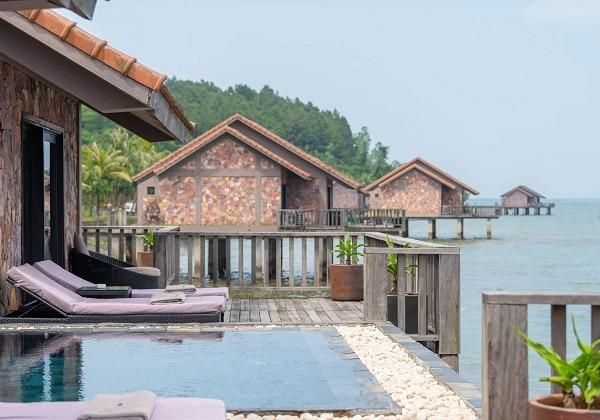 2Bedroom Water Pool Villa