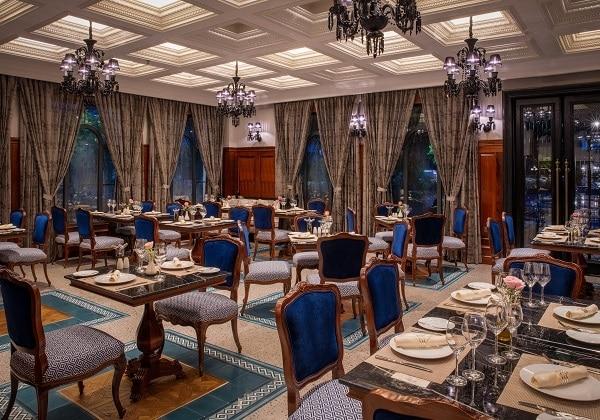 Olivio Restaurant and Terrace
