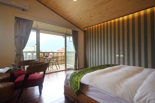 客室(Mountain Double Room)